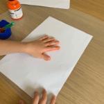 I Love You - Handprint Card